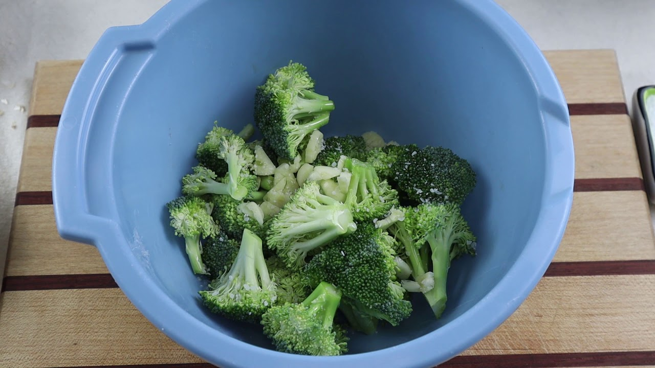 Great Recipe for Roasted Broccoli
