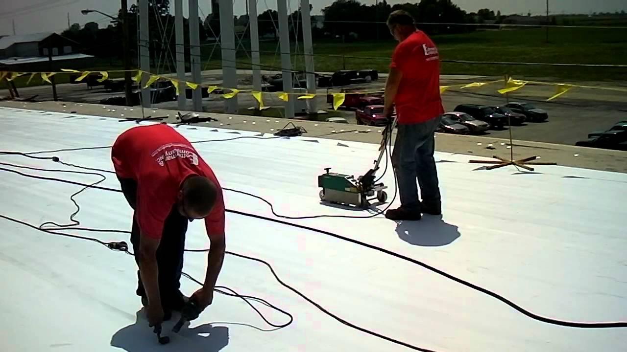 Carlisle Tpo Roofing System Cotterman Amp Company Inc
