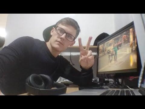 집에서 조엘의 동영상 편집하고있는 라이브 스트림 / Live Stream While Editing