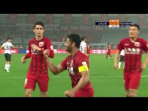 2018 CHA CSL   Round 6   Shanghai SIPG vs Hebei CFFC