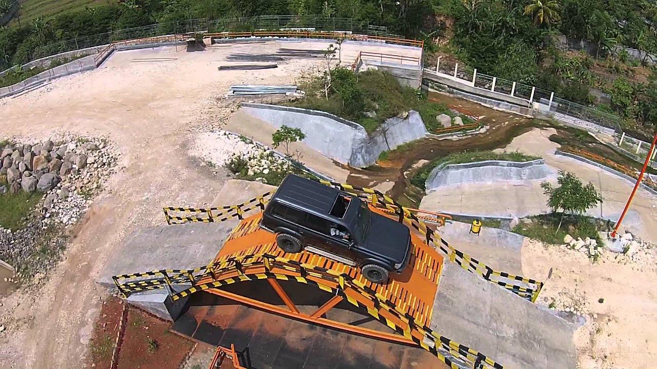 Jeep Station Indonesia Ciawi West Java Youtube