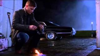 Supernatural What the Hellhounds Look Like - FINALLY!!!