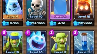 new cheapest deck with ice golem 1 7 elixir cost