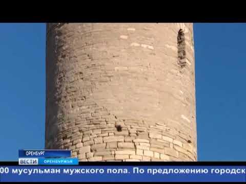 Седьмой соборной мечети Оренбурга исполнилось 120 лет