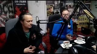 10 02 2018 Ария на Радио 40 Калуга Михаил Житняков Сергей Попов фрагмент