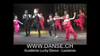 Académie Lucky Dance  - Hip Hop Enfants/Kids  - Lausanne