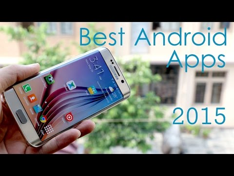 Top 10 Best Android Apps 2015