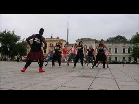 African Dancehall Fitness Open Air in Poland