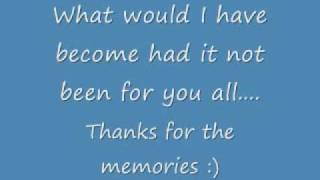 "Song: ""Life Long Serenade"" by Casiopea) Sums up everything and ever..."