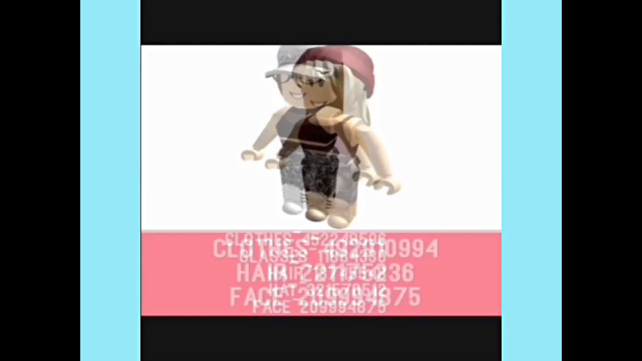 Roblox Codes Hats Faces Clothes And Wings 👌👌 Youtube