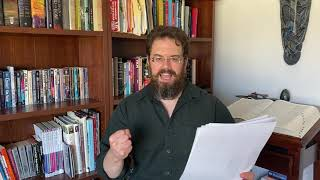 Watch Christopher Paolini read an excerpt from To Sleep In A Sea Of Stars!