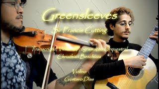 🎸 Greensleeves de Francis Cutting