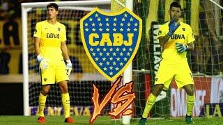 Axel Werner vs Agustín Rossi  [Rap] LA TRAMPA | Boca Juniors | Mejores Atajadas | 2017 | HD1080p