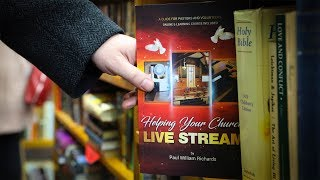 Helping Your Church Live Stream Book