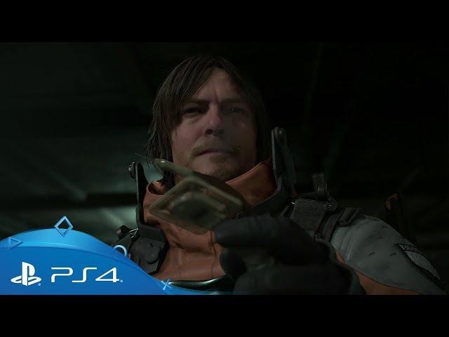 Death Stranding | E3 2018 Trailer | PS4