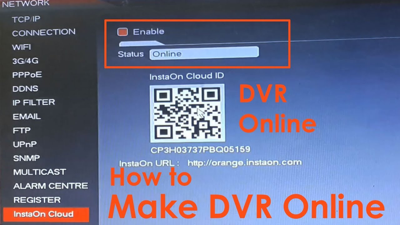 how to make printer status online