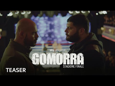 GOMORRA – STAGIONE FINALE | TEASER