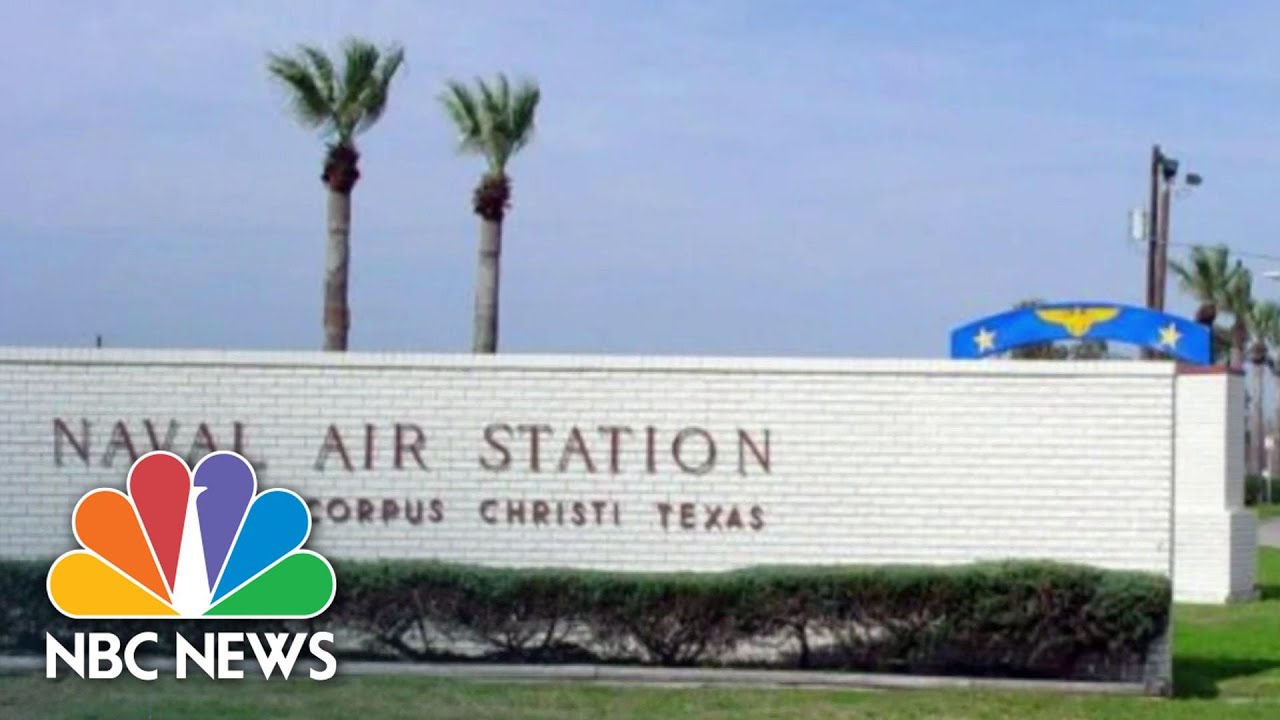 Shooter killed near Naval Air Station in Corpus Christi in 'terrorism ...