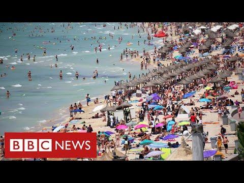 Spain puts pressure on UK to rethink its quarantine policy - BBC News