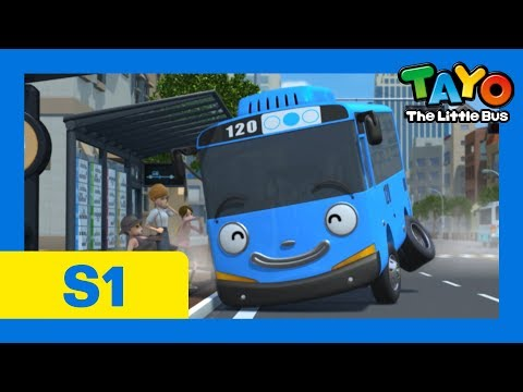 Tayo my job's the hardest! l Tayo S1 EP 24 l Tayo the Little Bus