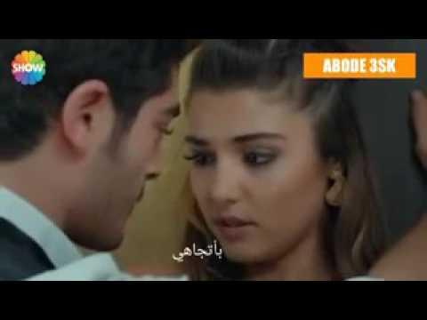 مشهد لحياة و مراد بالمصعد مترجم الحب لا يفهم من الكلام الحلقة 5