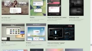 [HOW TO]Windows 7 Design ändern April 2014