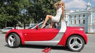 Smart roadster плюсы и минусы.  обзор автомобилей/машин.  обзор автомобиля смарт роадстер