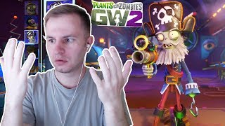 ЗОМБИ ПИРАТ ПРОТИВ РАСТЕНИЙ - Plants vs  Zombies Garden Warfare 2