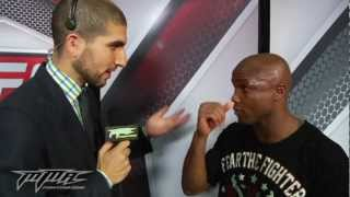 UFC 152: Marcus Brimage on Power Levels, 'Chubby White Girls', and Rampage