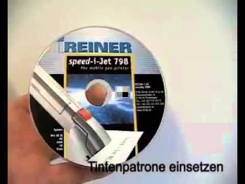 BMZ - Zeit- und Datumdrucker JET STAMP 798