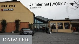 DigitalLife@Daimler  net|WORK Camp 2016 #nwc16