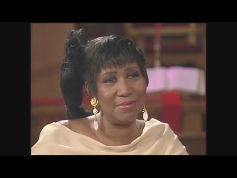 Aretha Franklin names her favorite songs