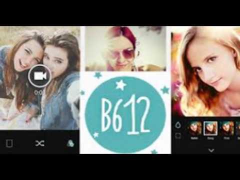 Download Camera B612 untuk android