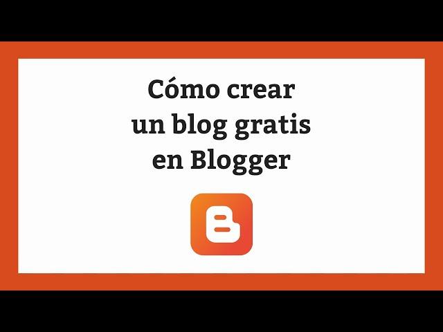 Cómo crear un blog paso a paso - Guía completa gratis