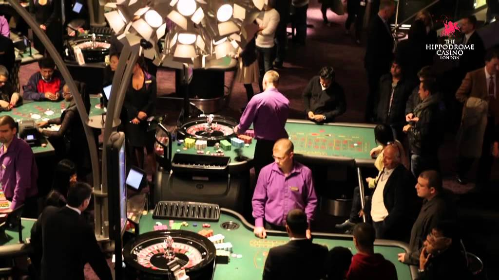 casino with poker in london