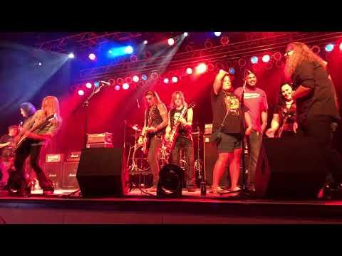 GENE SIMMONS Rock and Roll All Nite MAHNOMEN, MN Shooting Star Casino 8/11/2017