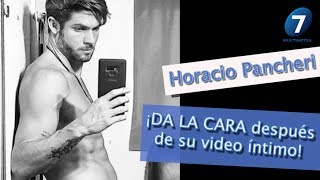 ¡Horacio Pancheri DA LA CARA después de su video íntimo! / ¡Suéltalo Aquí! Con Angélica Palacios