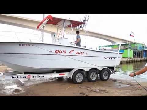 Tommy Fishing Show - Video Offshore 24-6-2015 Part # 1