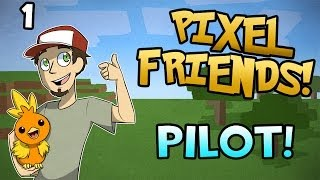 Pilot! (Pixel Friends!)