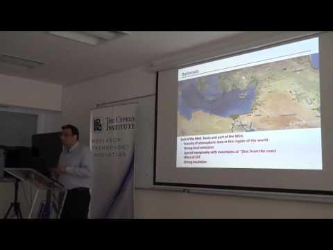 Colloquium: Colloquium: Air pollution in the East Mediterranean: the case of Lebanon