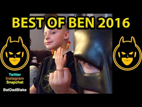 BatDad - Best of Ben Compilation 2016