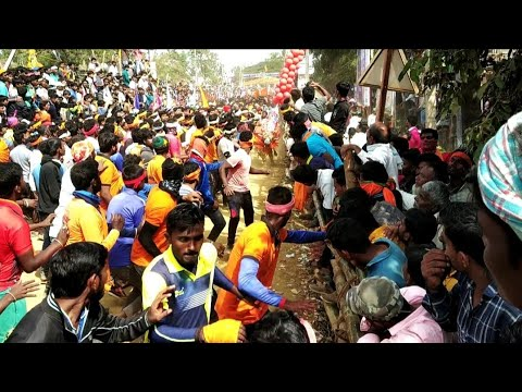 Chikkabasuru bull festival..part 2..Amazing haba.. ಚಿಕ್ಕಬಾಸೂರು part 2