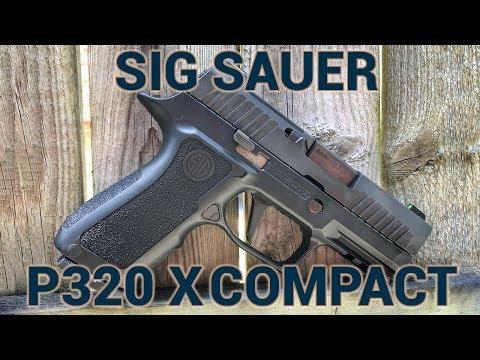 Gun Review: Sig Sauer XCompact - YouTube
