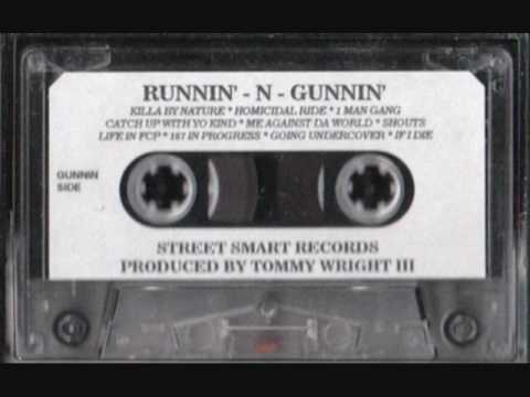 Tommy Wright III - One Man Gang