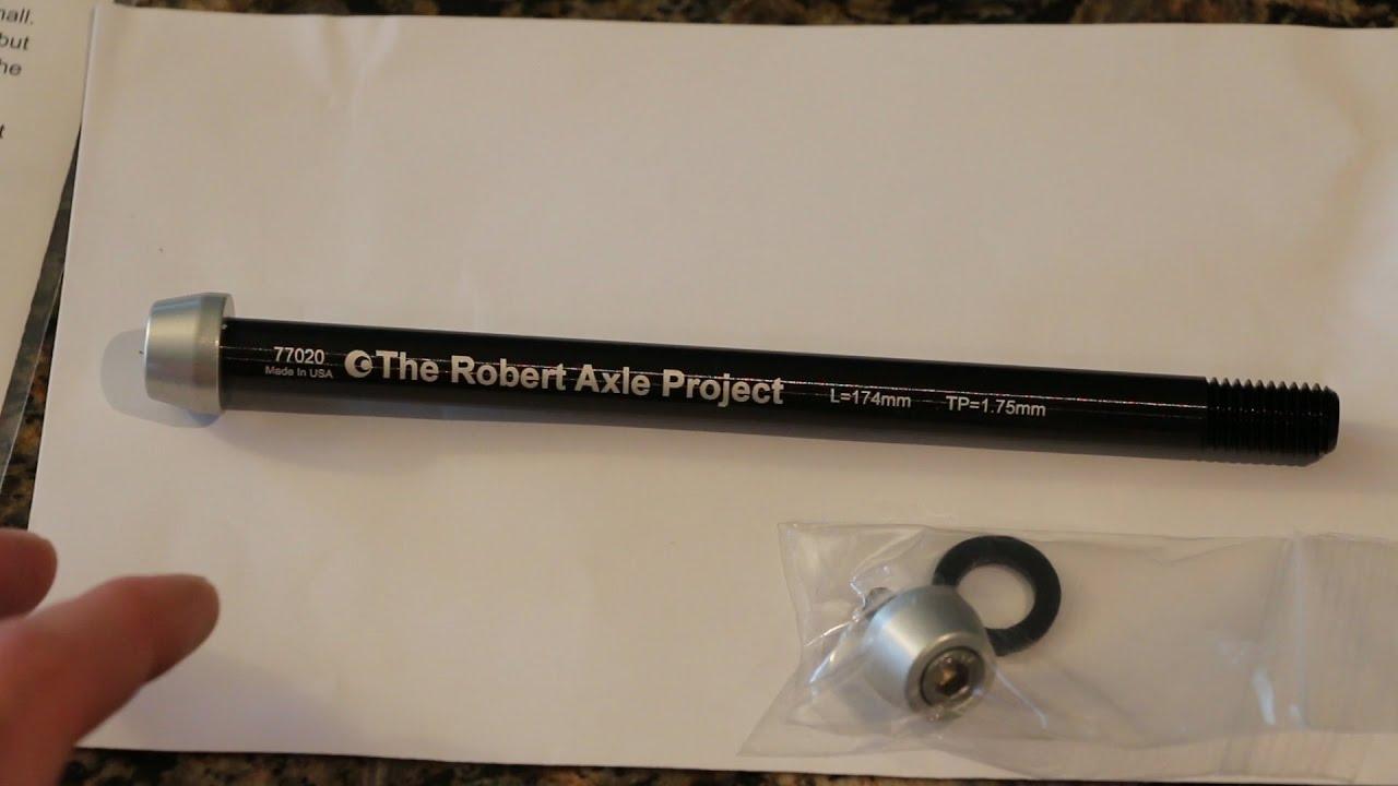 Bkool Thru-Axle Adapter by Robert Axle Project