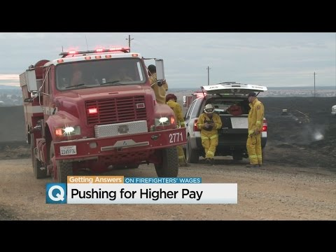 Cal Fire Union Says It's Losing Firefighters To Local Departments Over Pay