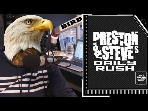 Bird Chat - Preston & Steve's Daily Rush