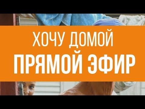 Большой стрим 'Хочу домой' до 22.00. Разыгрываем авиабилеты на 30 000 - Видео онлайн