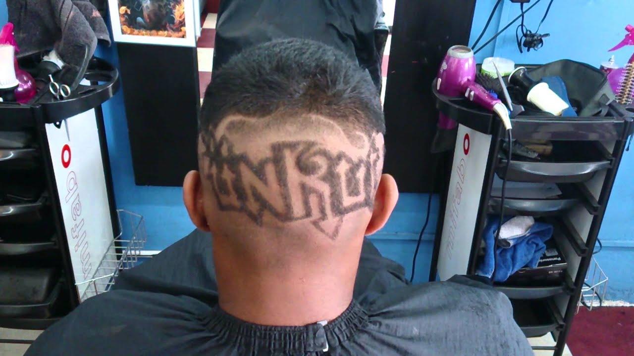 coiffure homme 974
