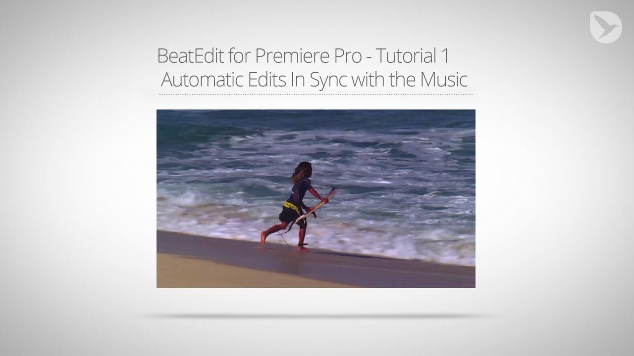 BeatEdit for Premiere Pro